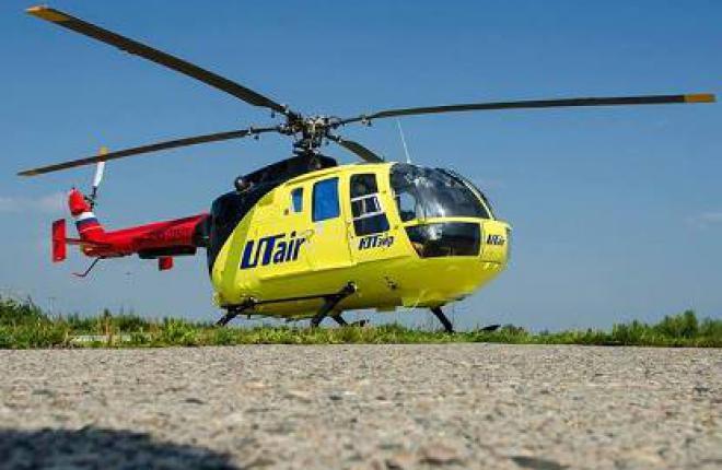 """Компания """"Еврокоптер Восток"""" завершила поставку вертолетов для """"ЮТэйр"""""""
