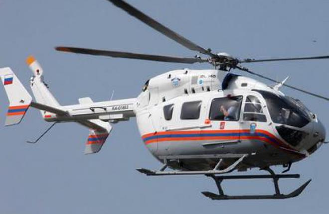 Администрация Краснодарского края заказала вертолет Eurocopter EC135