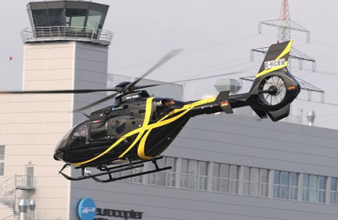 EC135 (Фото - Eurocopter)