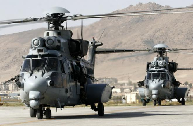 Казахстан увеличил заказ на вертолеты Eurocopter