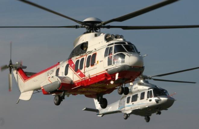 Honeywell: за четыре года будет продано 5,5 тыс. коммерческих вертолетов