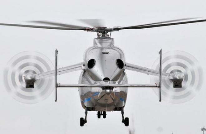 Eurocopter рассказал о программе вертолета X4