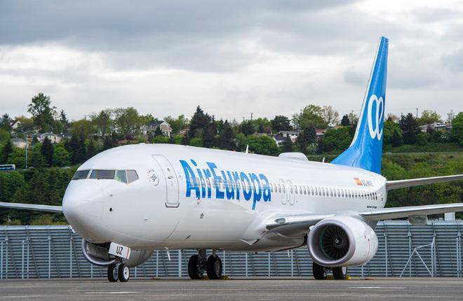Авиакомпания Air Europa