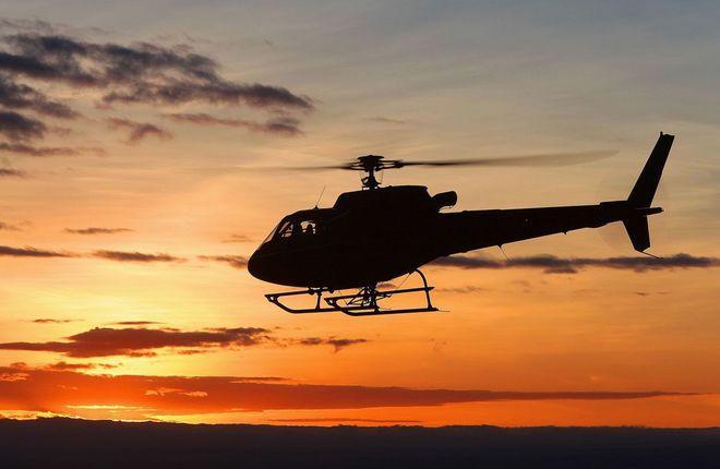 Легкий однодвигательный вертолет H125