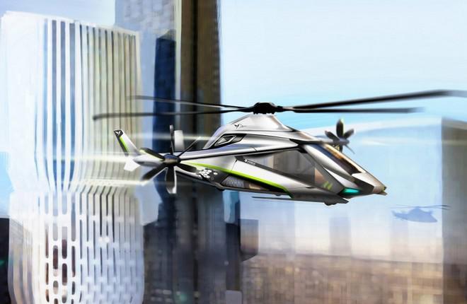 Airbus Helicopters испытал макет нового высокоскоростного вертолета