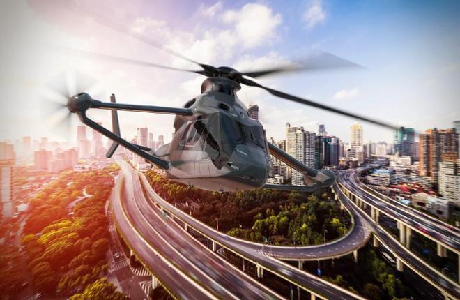 Вертолет-демонстратор Racer оборудуют двигателями Safran