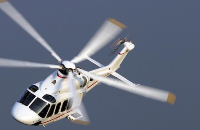 Вертолет AW139 будут выпускать в России