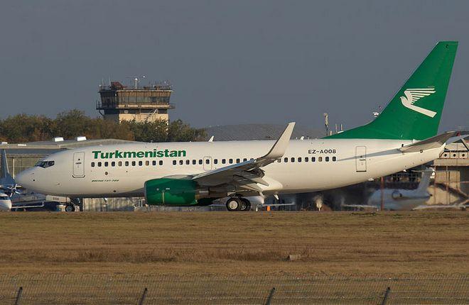 Turkmenistan Airlines доверила тяжелые формы ТО оператору Turkish Technic