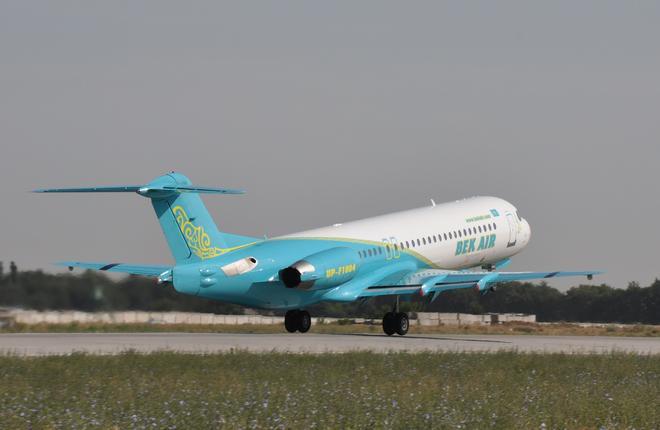 Bek Air спорит за право летать без сертификата IOSA