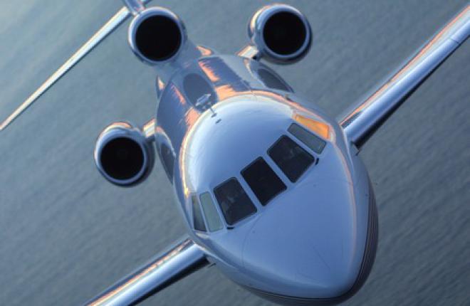 Dassault Aviation сертифицировала пакет авионики FANS 1/A+ для Falcon 900