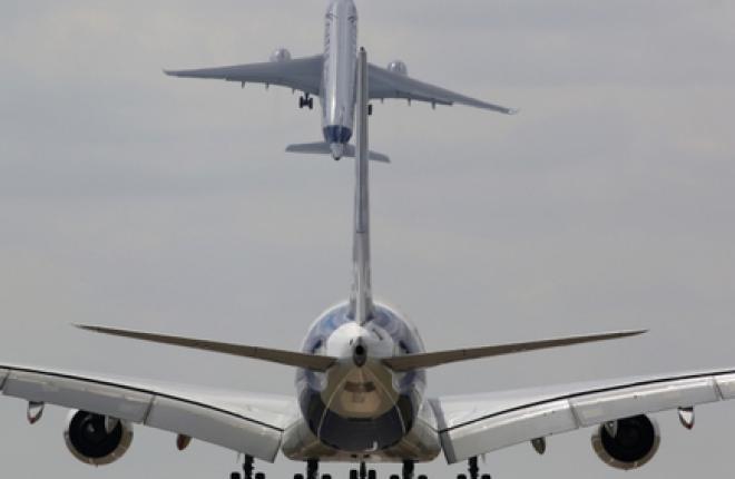 Aviation Week оценил доходы производителей коммерческих самолетов до 2025 года