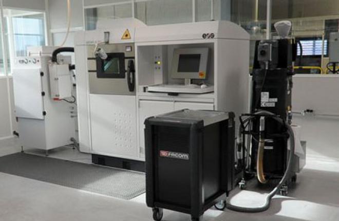 Turbomeca начнет делать компоненты двигателей на 3D-принтерах