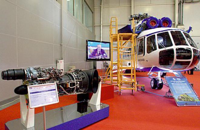два двигателя семейства ТВ3-117ВМА-СБМ1В