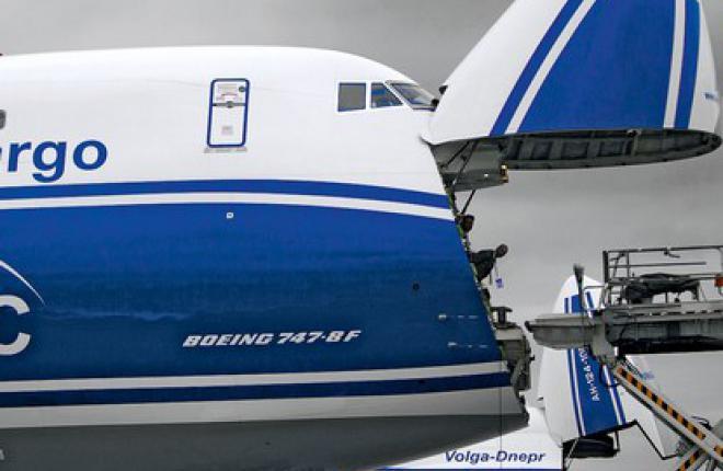 AirBridgeCargo стала первым российским эксплуатантом самолетов Boeing 747-8F