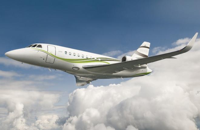 Dassault Aviation представил бизнес-джет Falcon 2000S