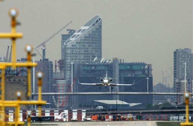 Все модели Dassault Falcon могут летать в Лондон Сити :: Dassault