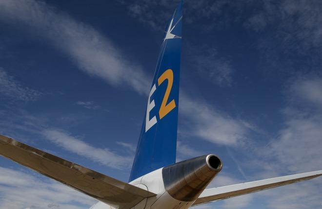 Embraer снизил поставки самолетов