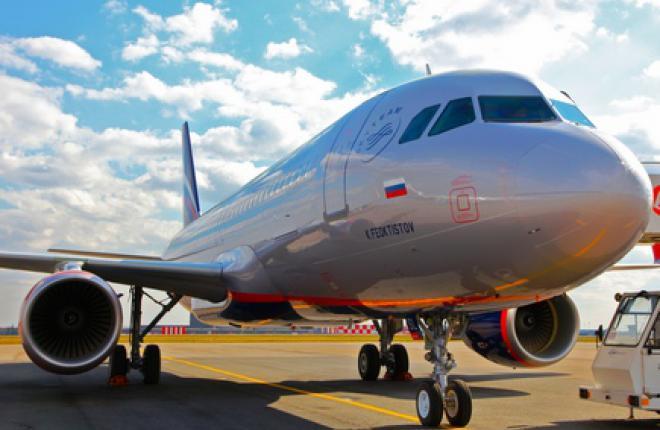 """""""Аэрофлот"""" получил 10-й самолет Airbus A320 за этот год"""