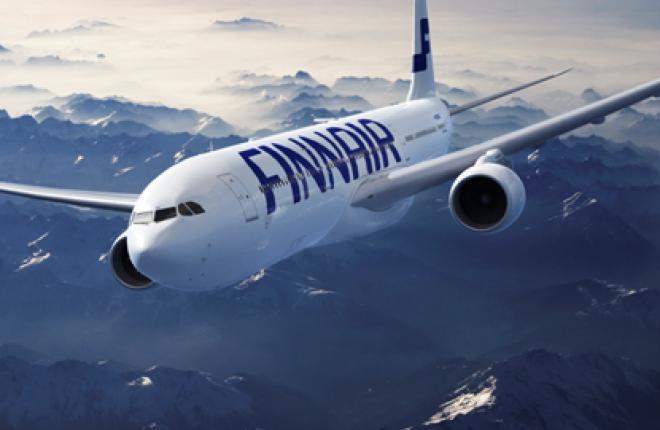 Чистая прибыль авиакомпании Finnair по итогам III квартала 2012 г. выросла на 20