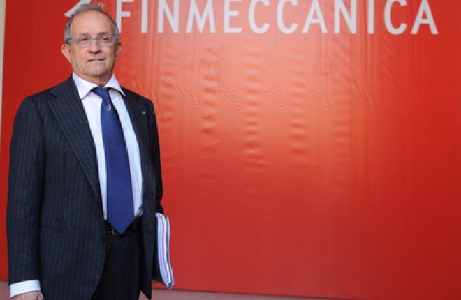 Глава Finmeccanica подал в отставку под натиском обвинений в коррупции