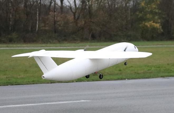 Airbus напечатал беспилотник