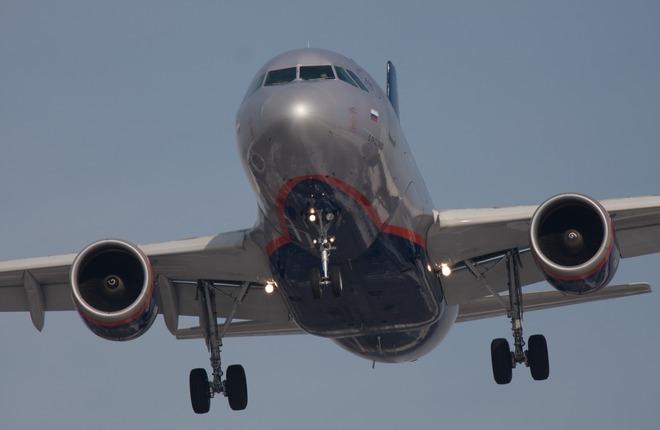 "Airbus A320 компании ""Аэрофлот"""