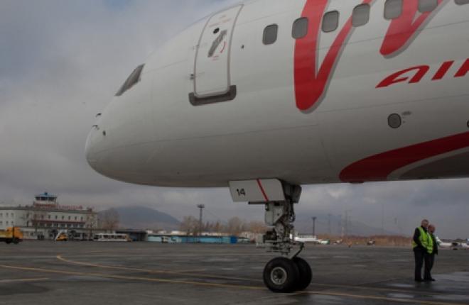 "AJW Aviation разберет на запчасти самолет Boeing 757 авиакомпании ""ВИМ-авиа"""