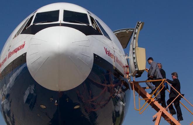 """""""Ильюшин"""" разработает пассажирскую версию Ил-96-400Т"""