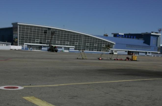 В аэропорту Иркутска проведут реконструкцию участка взлетно-посадочной полосы