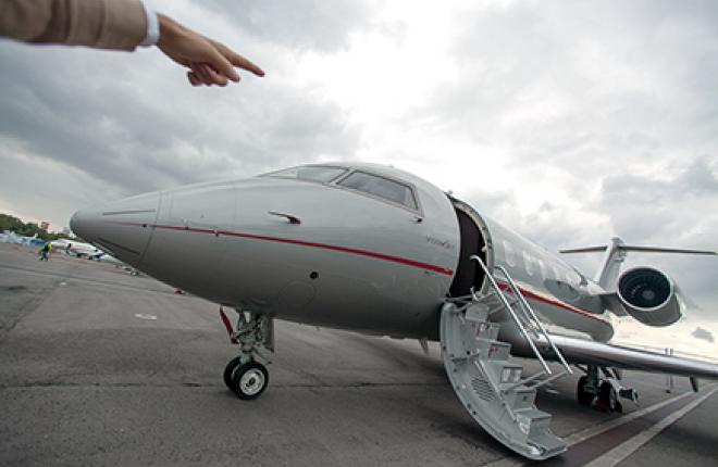 Russians love big business jets