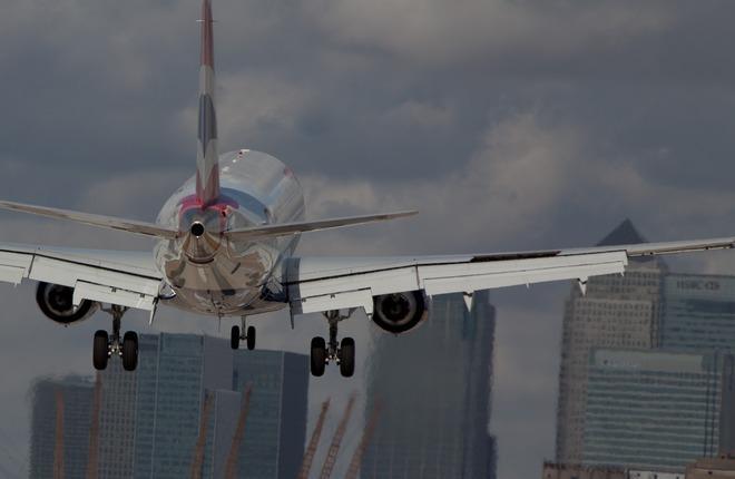 Embraer-190 в ливрее одного из эксплуатантов -- British Airways