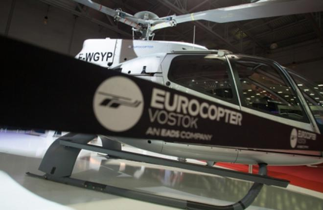 Airbus Helicopters поставил почти 500 вертолетов в 2013 г.