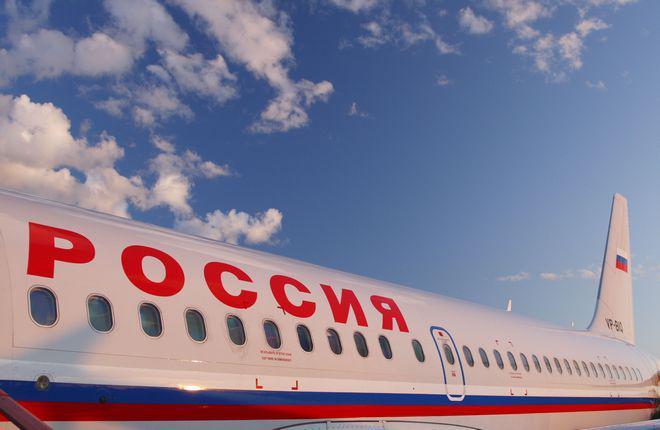 """Объединенная авиакомпания """"Россия"""" будет работать под одним сертификатом"""