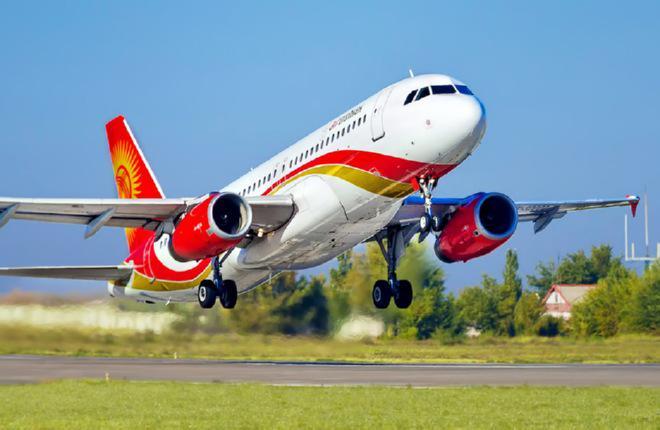 Киргизская авиакомпания Air Bishkek остановила полеты