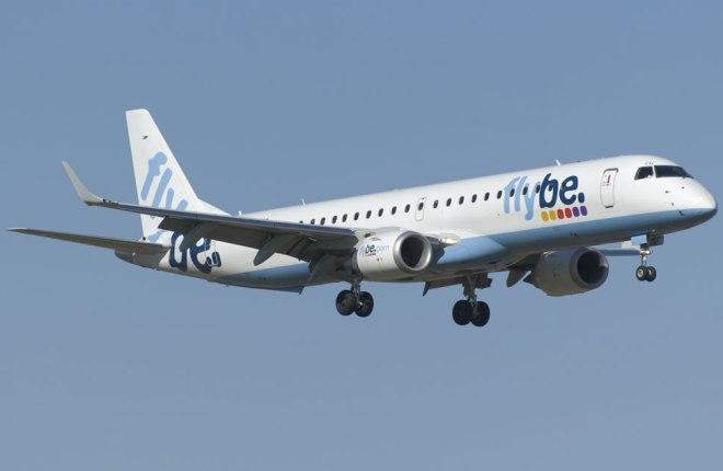 Embraer E195 Flybe