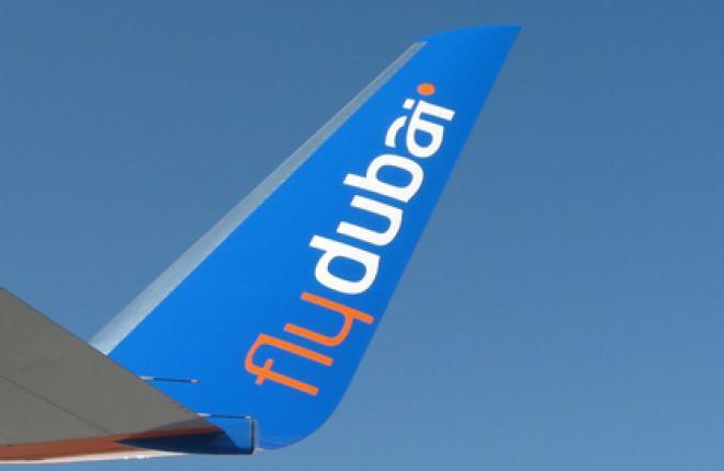 Авиакомпания flydubai двоила количество маршрутов в России