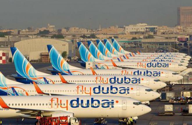 Авиакомпания flydubai полетит в Казахстан