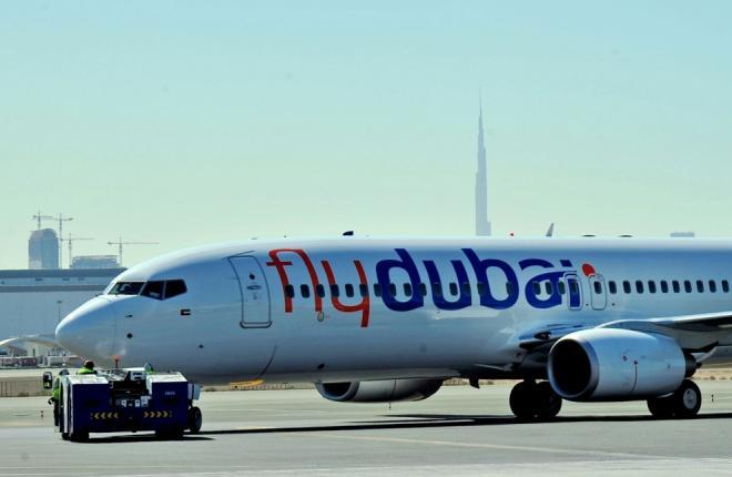 Авиакомпания flydubai начинает полеты в Самару