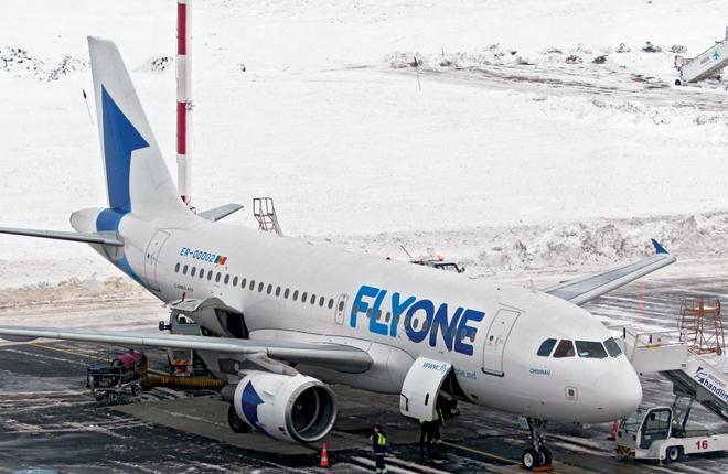 Для развития молдавский лоукостер выбрал ВС семейства Airbus A320 :: Фото: АТО