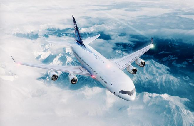 Проект самолета Freejet