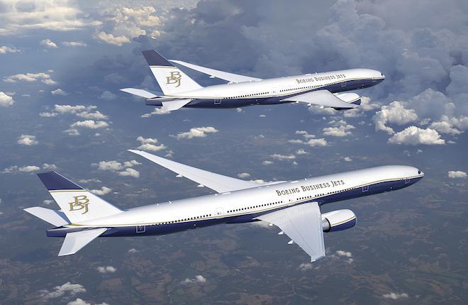 BBJ 777-300ER, BBJ 777-200LR