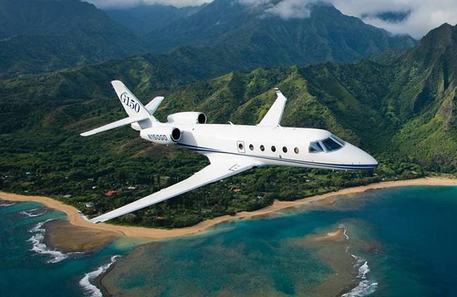 Gulfstream прекратит производство бизнес-джетов G150