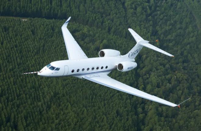Jet Aviation Geneva получает одобрение FAA на ТОиР Gulfstream G650