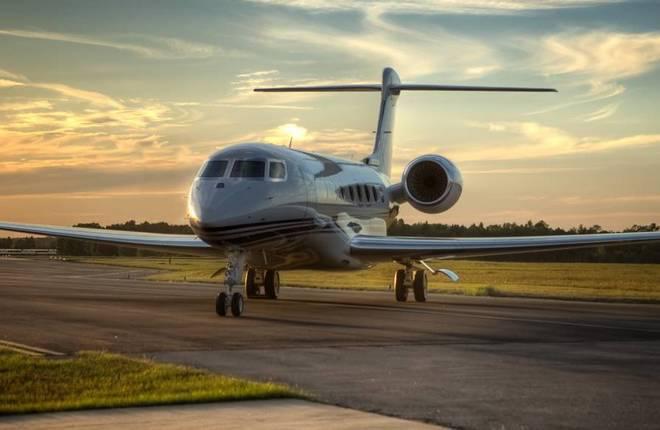 Gulfstream Aerospace сократила поставки, но нарастила заказы