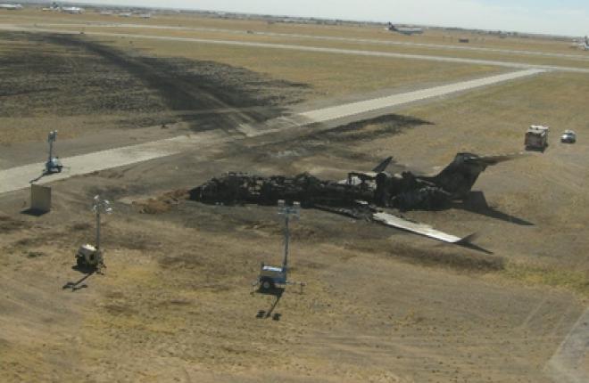 Результаты расследования катастрофы G650 во время испытаний оспаривают положения