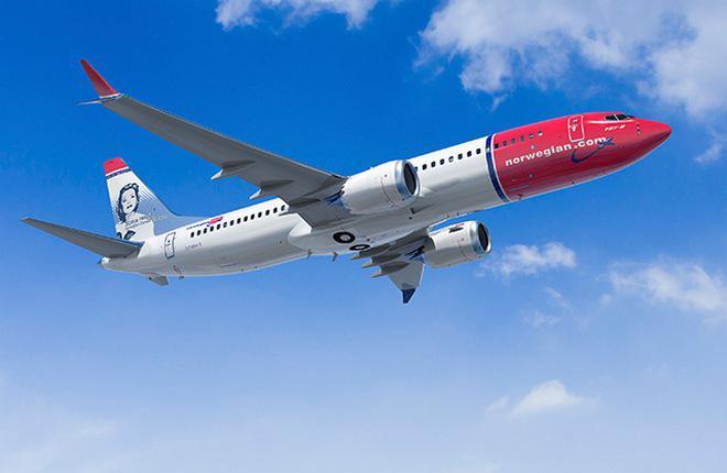 Стартовым эксплуатантом Boeing 737MAX станет Norwegian Air Shuttle