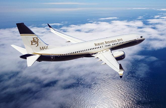 BBJ 737MAX