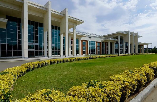 Второй по величине аэропорт в Азербайджане -- Гянджа сменил трехбуквенный код IATA на «GNJ»