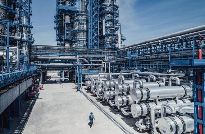 Омский НПЗ «Газпром нефти»