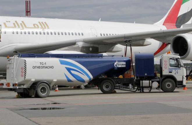 «Газпромнефть-Аэро» заключила контракты с 6 зарубежными авиакомпаниями